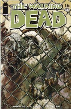 The Walking Dead by Robert Kirkman...