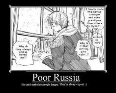 APH-Poor Russia Motivational by ReinoFaustus.deviantart.com on @deviantART