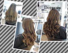 Aclarar el cabello con reflejos luminosos.  vellesa.salon te asesora en como lucir !  #vellesasalon  #makeup #hair #cortes #peinados #maquillaje