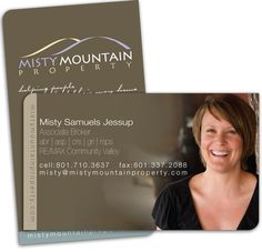 LOVE this business card!!! It's too bad the link says the company is out of business :(