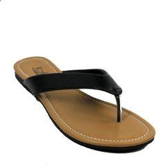 0c2a75252b2 Kali Footwear Women s Cocoa Flat Thong Sandals (9