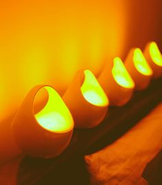 The Philips Intimate LED Candles creates an ambience for love. #LED