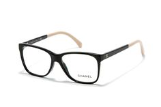 Chanel Prescription glasses frames model no. 3230 - hello geek chic!