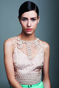 Conexão C.Kamura #7 - Make Rosevelt Vanini - Hair Isac Muniz - Modelo - Brisa Neves - Foto Chris Parente 03 #photo #girl #model #beautiful #hair #make #linda #fashion #top