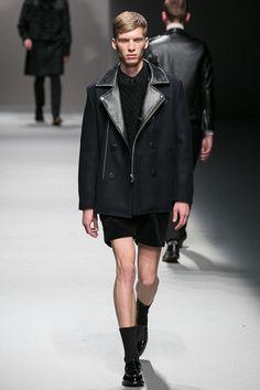 MR.GENTLEMAN 2013~14 A/W Collection | Fashionsnap.com