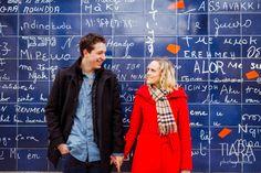 Love session Montmartre - Paris