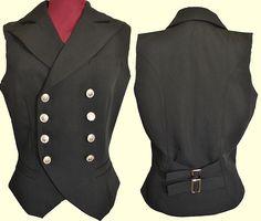 Retroscope Fashions Mens Vests