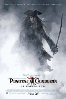 Pirates Of The Caribbean: At World's End - Captain Barbossa, Will Turner and Elizabeth Swann must sail off the edge of the map, navigate treachery and betrayal, and make their final alliances for one last decisive battle.