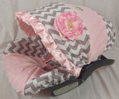 Custom Baby Bedding Infant Car Seat Covers by BabyCarSeatCovers