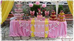 ΣΤΟΛΙΣΜΟΣ ΒΑΠΤΙΣΗΣ - MINNIE MOUSE - ΚΩΔ:MINNIE-1139 Minnie Mouse, Birthday Cake, Desserts, Tailgate Desserts, Deserts, Birthday Cakes, Postres, Dessert, Cake Birthday