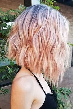 18 Inspiring Long Bob Hairstyle Ideas ★ Inverted Long bob Haircut Picture 3 ★ See more: http://glaminati.com/long-bob/ #longbob #longbobhairstyle