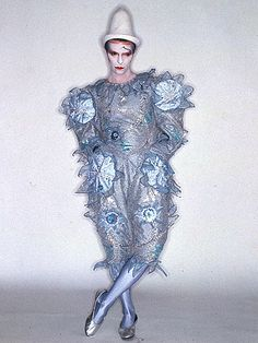 #I love this costume #mr bowie #80s