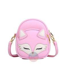 Stylish Fox Cartoon Women Shoulder Bag Leather Handbag Sling Crossbody Messenger sold by Artsivaris. Shop more products from Artsivaris on Storenvy, the home of independent small businesses all over the world.