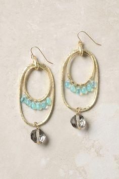Pebble Splash Drops Earrings from Anthropologie $38