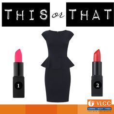 Who doesn't love having options?  What's your pick? #ThisOrThat
