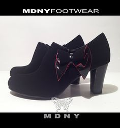CHIC Stylish MDNYnew line  Fall Sueded Ankle Boots by MDNY on Etsy, $99.00