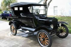 Image result for 1923 Ford Model T Tourer
