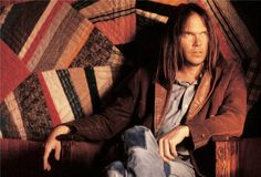 Neil Young  © HENRY DILTZ, Date Unknown
