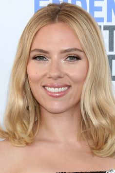 Scarlett Johansson at the 2020 Independent Spirit Awards. (Photo: Carrie Nelson/ImageCollect)