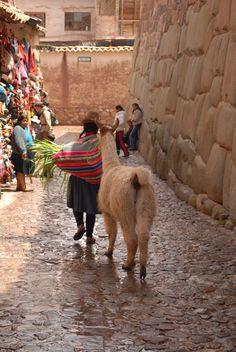 Cusco market - sensational tastes, smells and colours