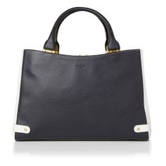 L.K. Bennett Jessica Leather Tote Bag