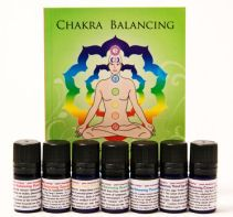 Essential Oil Recipes for Balancing the Chakras *By Direct Application: Topical Essential Oil Chakra Blends