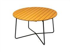 Folding wooden garden table 9A Classic Collection by Grythyttan Stålmöbler | design Artur Lindqvist