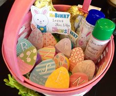 FUN ideas and FREE printables for a Christ-Centered Easter Basket. There are soooooo many ideas. But this is the one I put together using ideas #81, #88, #89, #103, and #109. You can click through to see all of them though. I put this together in about 10 minutes. The free downloads make it so easy!!