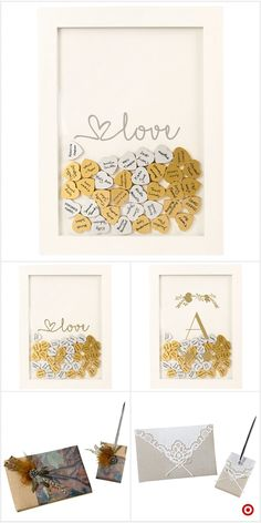 Shop Target for guest book you will love at great low prices. Free shipping on orders of $35+ or free same-day pick-up in store. 60 Wedding Anniversary, October Wedding, Anniversary Parties, Cruise Wedding, Red Wedding, Wedding Day, Summer Wedding, Wedding Dress, Graduation Party Planning