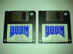 Doom Disks by VoxPelli, via Flickr