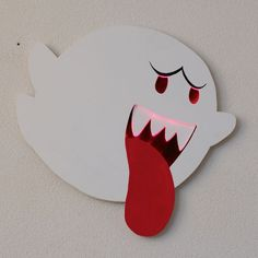 Light Up BOO for your wall