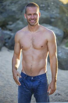 And, here's the handsome #PaulWalker. See more celebs on Wonderwall: http://on-msn.com/1gXF5Dt