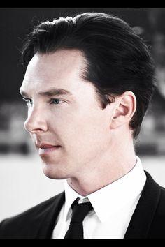 Benedict Cumberbatch *-* he's just so beautiful...