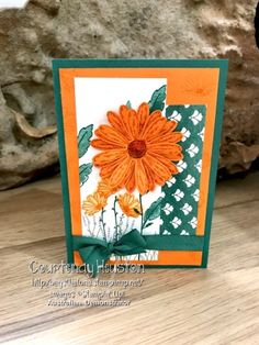 Bags That One! Daisy Delight Stampin' Up