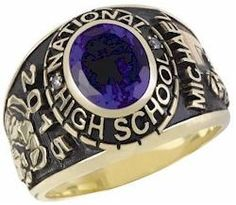 Class rings for homeschoolers