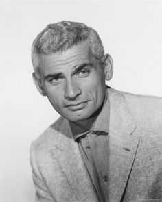 Jeff Chandler (December 15, 1918 – June 17, 1961) was an American film actor and singer.  Chandler served in World War II for four years, mostly in the Aleutians, finishing with the rank of lieutenant.[3] His enlistment record for the Cavalry on November 18, 1941 gave his height as six foot four inches and his weight as 210 pounds.