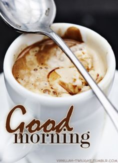 Good morning everyone! @coffeeloversmag #morning #coffee