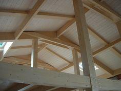 THERMOCHIP® TAH recupera el aire natural de una casa tradicional en Cantabria | #panel #madera #rehabilitation #design #interior #architecture