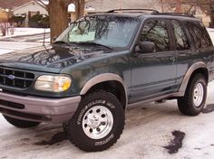 1 Ford Explorer Sport, Ford Motor Company, Mad Max, Offroad, 4x4, Trucks, Tools, Cars, Autos