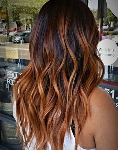 Best Hair Color Balayage Colour Haircolor 51 Ideas - All For New Hairstyles Brown Ombre Hair, Ombre Hair Color, Brown Hair Colors, Cool Hair Color, Blue Hair, Grey Balayage, Hair Color Balayage, Haircolor, Bayalage