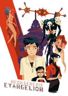 Evangelion ! by Pikila.deviantart.com on @DeviantArt