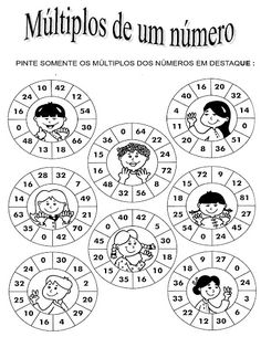 Free multiplication wheel worksheets! Laminate and use Vis