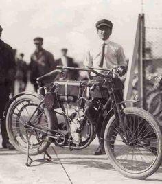 First Harley Davidson Bike