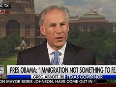 "#TX GOV: ""We #Continue To Have Tens of Thousands"" Cross #Border Every Month..."