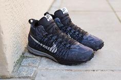 Nike Lunarfresh Sneakerboot Ash Grey