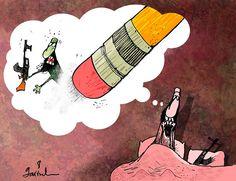 Gustavo il cartone animato ungherese e i suoi alienation blues