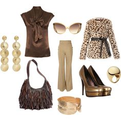 I could roar in this outfit