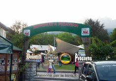 FOTO 9 - Zona esterna parco e ristorazione Birreria Pedavena