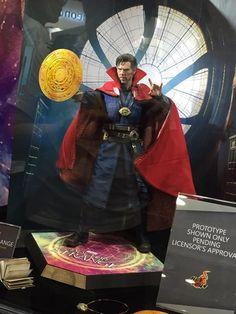 Doutor Estranho - Hot Toys revela a incrível action figure do personagem! - Legião dos Heróis