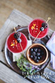 Fruity Fizz Cocktails For Easy Summer Entertaining
